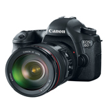 دوربین دیجیتال کانن Canon EOS 6D(WG) Digital Camera with Canon 24-105 mm F4 IS USM